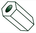formwork accessories - tie hex nut